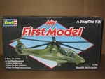 Revell 1/72 My First Model Stealth Helicopter SnapTite kit