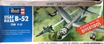 Revell 1/175 the 'Jet Command' series USAF/NASA Boeing B-52 with X-15
