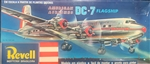 REVELL-KIKOLER 1/122 Amarican Airlines DC-7 Flagship