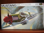 Revell 1/32 North American P-51B Mustang