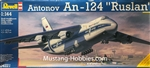 "REVELL GERMANY 1/144 Antonov An-124 ""Ruslan"""