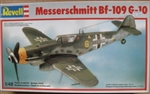 REVELL GERMANY 1/48 Messerschmitt Me 109 G-10
