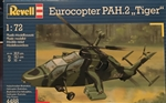 "REVELL GERMANY 1/72  Eurocopter PAH.2 ""Tiger"""