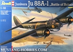 "REVELL GERMANY 1/32 Junkers Ju 88A-1 ""Battle of Britain"""