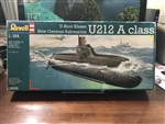 REVELL GERMANY 1/144 U-Boot Klasse U212A Class New German Submarine