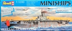REVELL GERMANY 1/1200 Prince of Wales Miniships