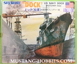 SKYWAVE 1/700 DOCK U.S. & Royal Navy LSM, LCI & LCT Landing Craft