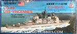 SKYWAVE 1/700 Valley Forge CG49 USS Vincennes Thomas S Gates