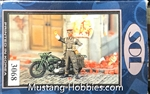 SOL MODEL CORPORATION 1/35 TRIUMP MOTORCYCLE 7 BRITISH MP