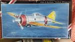 "SPECIAL HOBBIES 1/32 F2A-2 Buffalo ""Yellow Wings"""