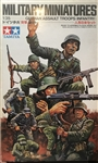 TAMIYA 1/35 German Assault Troops (Infantry)