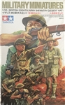 "TAMIYA 1/35 British Eight Army Infantry ""Desert Rat"""