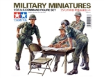 TAMIYA 1/35 U.S. Command figure set