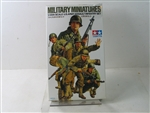 TAMIYA 1/35 US ARMY ASSAULT INFANTRY