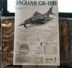 TAMIYA 1/72 Jaguar GR-1 BAG KIT
