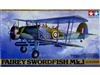 "TAMIYA 1/48 Fairey Swordfish Mk I ""CLEAR EDITION"""