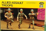 TESTORS/ITALERI 1/35 Allied Assault Troops