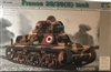 Trumpeter 1/35 French Hotchkiss 35/38(H) Tank