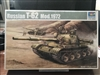 Trumpeter 1/35 Russian T-62 Mod.1972