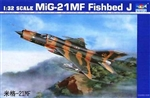 Trumpeter 1/32 Mig-21 MF Fishbed J Single-Seat Tactical Fighter