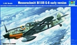 Trumpeter 1/24 Messerschmitt Bf 109 G-6 Early Version