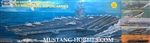 TRUMPETER 1/1/500 USS Nimitz CVN68 Aircraft Carrier (5 in 1)