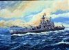 TRUMPETER 1/700 USS Washington BB56 Battleship