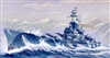 TRUMPETER 1/700 USS Alabama BB60 Battleship