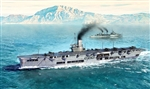 TRUMPETER 1/700 HMS Ark Royal Aircraft Carrier 1939