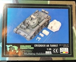 VERLINDEN PRODUCTIONS 1/35 CRUSADER AA TURRET