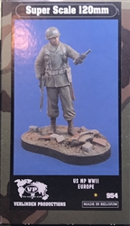 VERLINDEN PRODUCTIONS 120mm  US MP WWII EUROPE