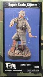 VERLINDEN PRODUCTIONS 120mm (1/16) ASSAULT WWII