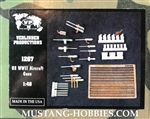 VERLINDEN PRODUCTIONS 1/48 US WWII Aircraft Guns