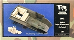 VERLINDEN PRODUCTIONS 1/35 M8/M20 ENGINE AND COMPARTMENT