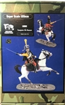 VERLINDEN PRODUCTIONS 120MM TRUMPETER 9th HUSSARS