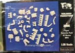 VERLINDEN PRODUCTIONS 1/35  FIGURE CONVERSION PARTS US WWII MARINES