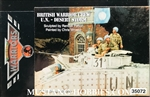 WARRIORS 1/35 BRITISH WARRIOR CREW U.N. DESERT STORM (3 FIGURES)