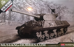 ACADEMY 1/35 M36/M36B2 US Army Battle of Bulge Tank Destroyer