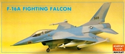Academy 1/72 F-16A Fighting Falcon