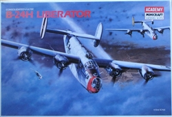 ACADEMY 1/72 Consolidated Vultee B-24H Liberator