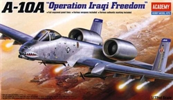 "ACADEMY 1/72 A-10A ""Operation Iraqi Freedom"""