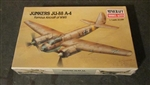 Academy/Minicraft 1/144 Junkers Junkers 88 A-4