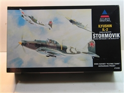 ACCURATE MINIATURES 1/48 Ilyshin IL-2 Single Seater Stormovik
