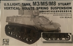 AFV CLUB 1/35 1/35 M5/M8 Light Tank T36E6 Tracks