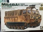 AFV CLUB 1/35  M548A1 Tracked Cargo Carrier