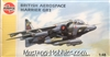 AIRFIX 1/43 British Aerospace Harrier GR3