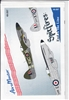 Aero Master Decals 1/48 SPITFIRES AT THE END OF THE LINE