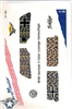 Aero Master Decals 1/72 WWI GERMAN 5 COLOR LOZENGE CAMOUFLAGE FOKKER UNDER SURFACE