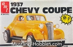AMT/ERTL 1/25 1937 Chevy Coupe