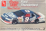 AMT/ERTL 1/25 Bill Elliott Coors Light Ford Thunderbird